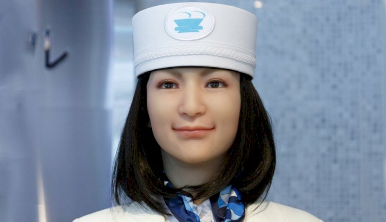 با رباتهای انسان نمای ایران و جهان آشنا شوید