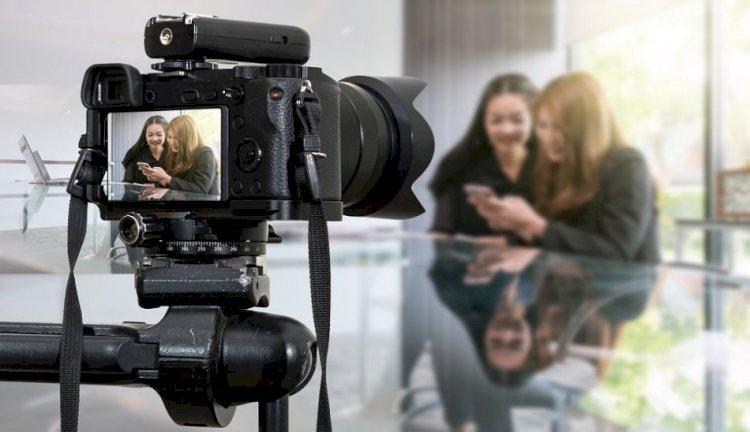 آموزش نحوه فیلمبرداری با دوربین DSLR