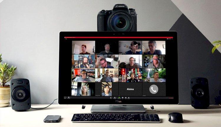 چگونه از دوربین دیجیتال و DSLR به عنوان وب کم کامپیوتر استفاده کنیم؟