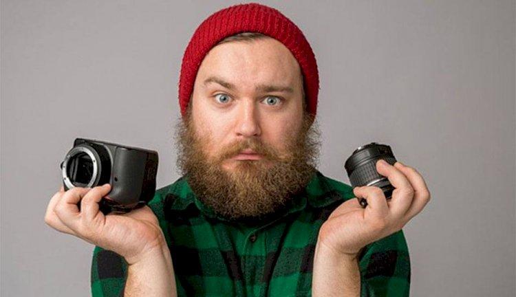چطور دوربین عکاسی حرفه ای را بعد از خرید تنظیم کنیم؟