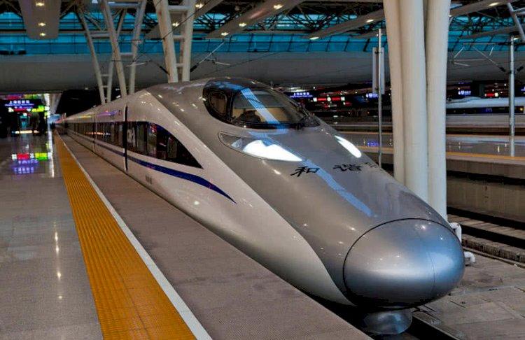 معرفی و آشنایی با سریع ترین قطارهای دنیا