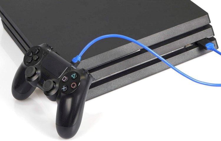 آموزش حل مشکل شارژ نشدن دسته PS4