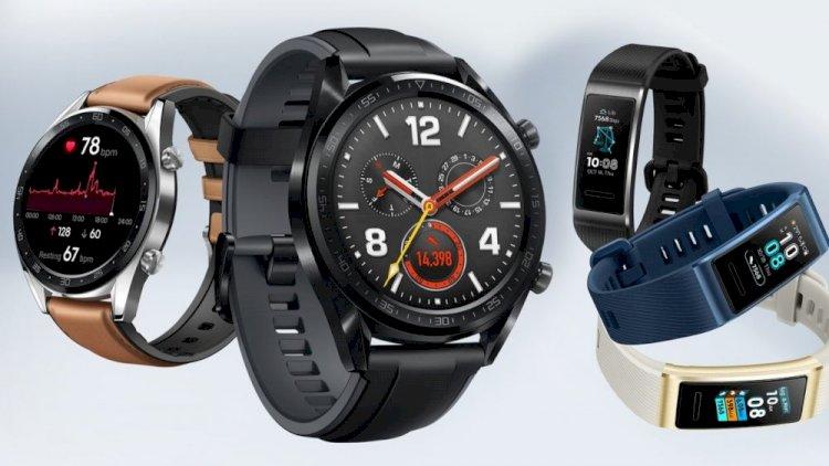 آشنایی با بهترین مچ بند و ساعت های هوشمند هواوی