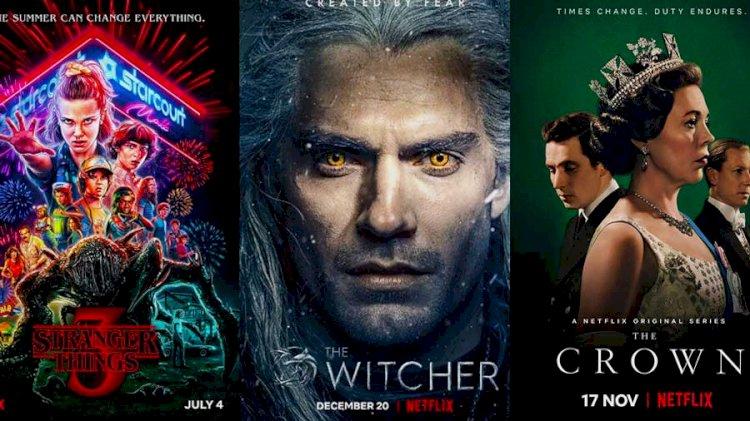 معرفی و آشنایی با بهترین سریال های 2020