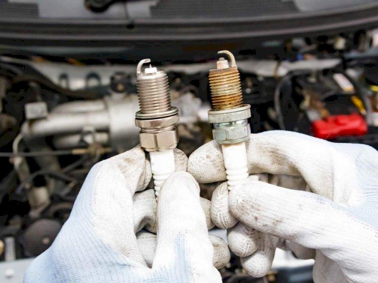 علائم خرابی شمع خودرو چیست و چه زمانی باید تعویض شود