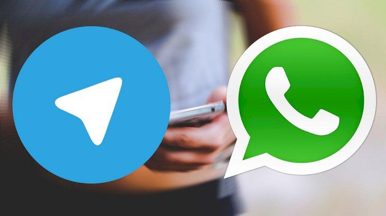 چطور از اطلاعات واتساپ و تلگرام بک آپ بگیریم؟