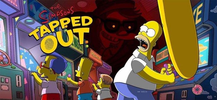 دانلود بازی خنده دار The Simpsons: Tapped Out
