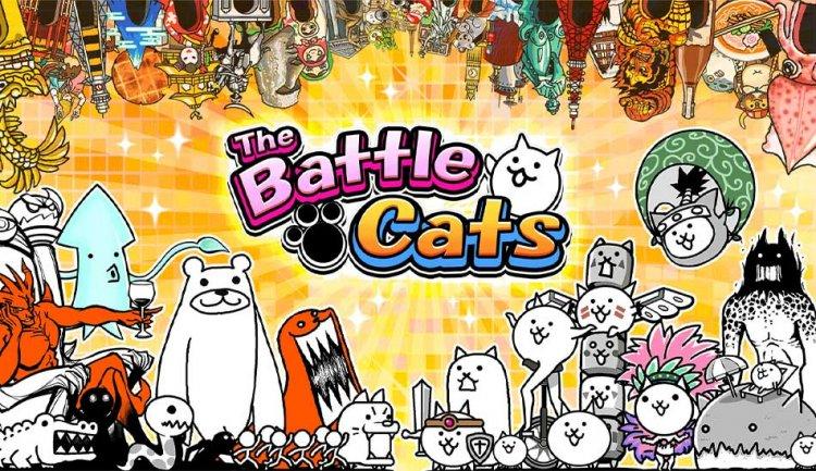 دانلود بازی خنده دار The Battle Cats