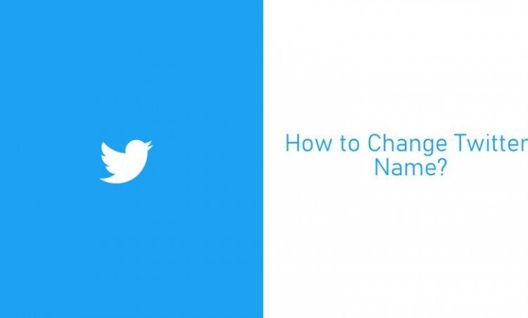 چگونه آیدی و نام نمایشی خود را در توئیتر تغییر دهیم؟