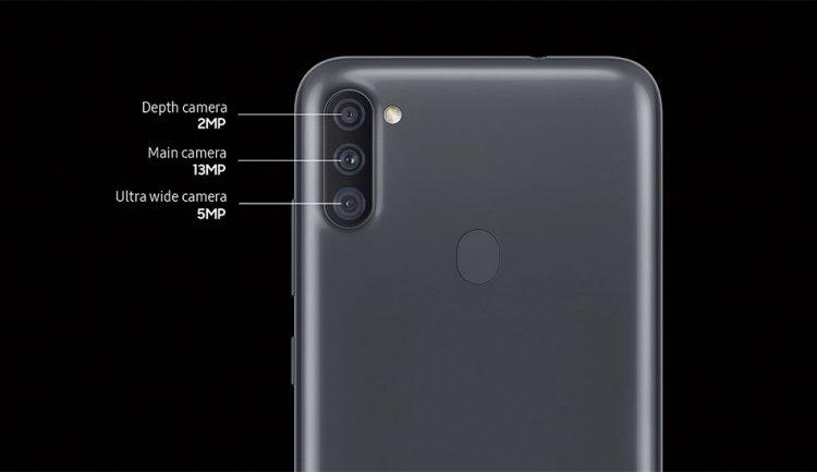 دوربین گوشی A11