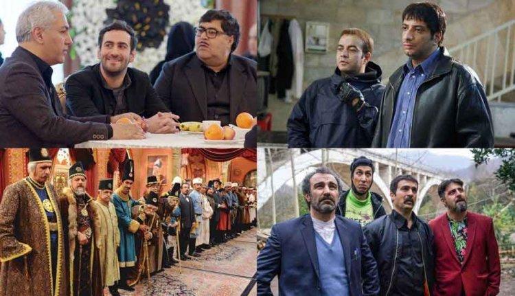 معرفی و بررسی بهترین و خنده دارترین سریالهای طنز ایرانی