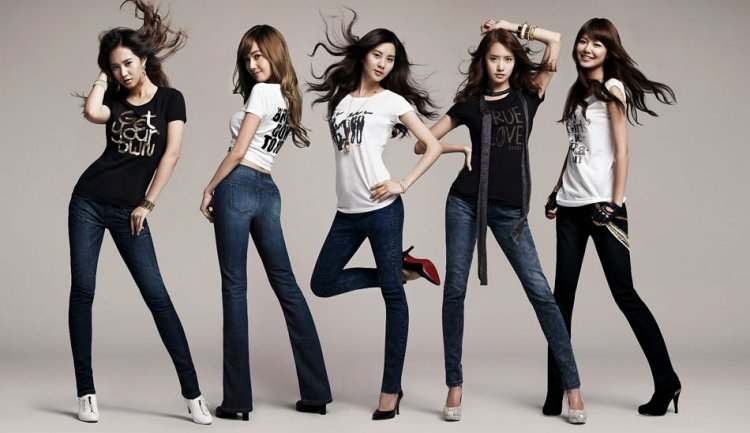 معروف ترین گروه های Kpop
