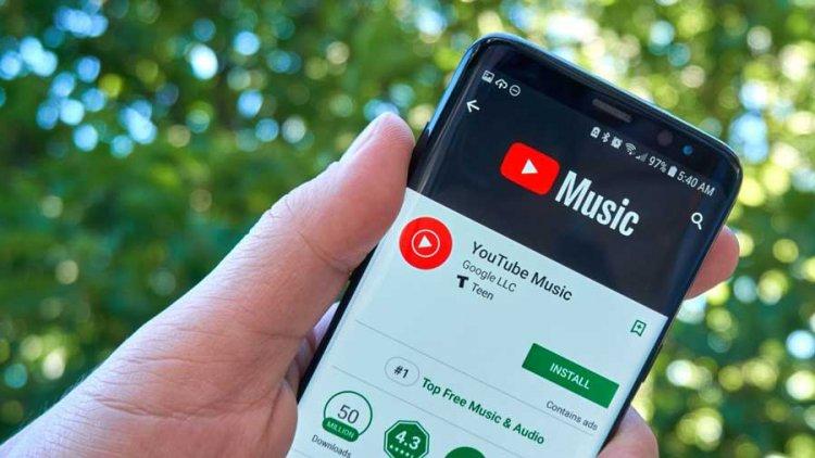 یوتیوب موزیک چیست و چه امکاناتی دارد؟