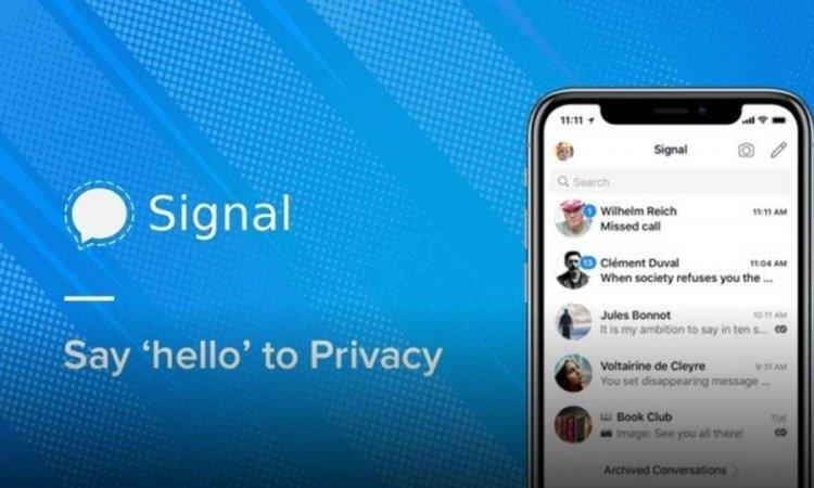 پیام رسان سیگنال چیست؟ با جایگزین واتس اپ آشنا شوید